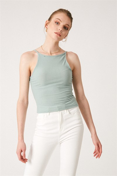 Robin Halter Yaka Body Mint